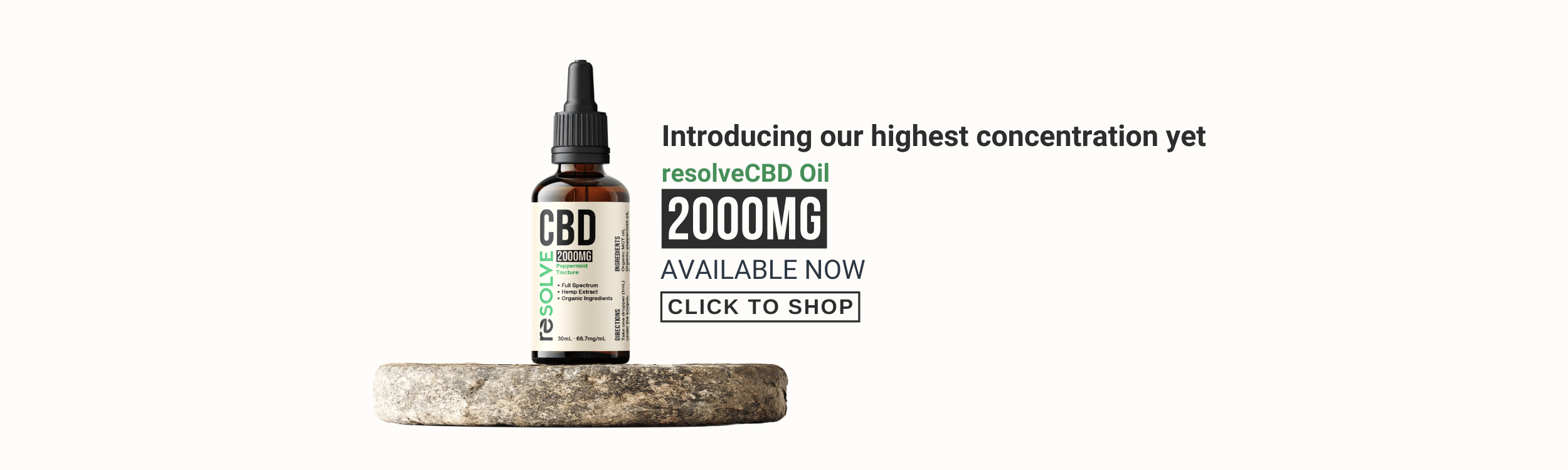 shop resolve cbd oil 2000mg