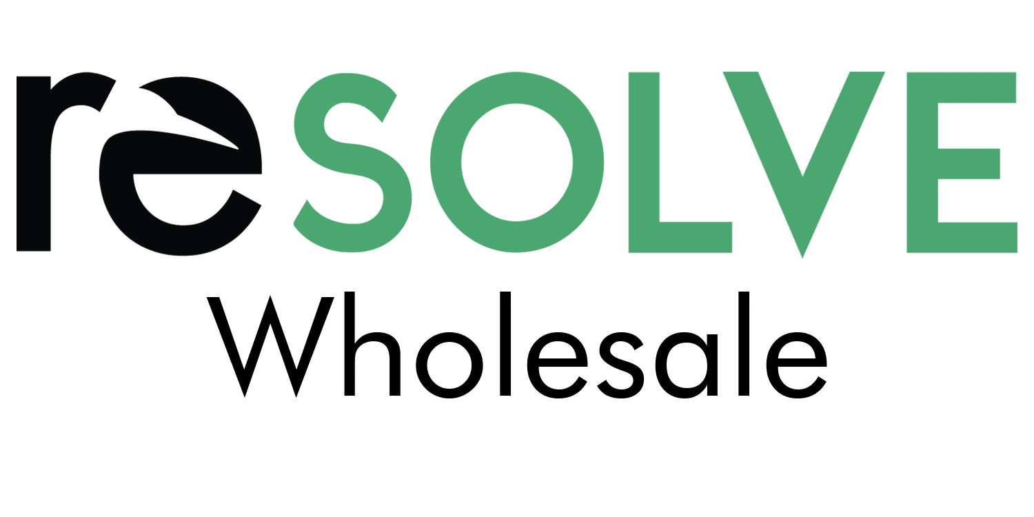 Resolve Wholesale Logo #1 Basic